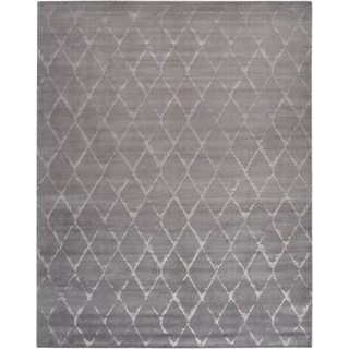 Nourison Twilight Grey Area Rug (12' x 15')