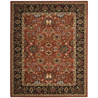 Nourison Timeless Persimmon Area Rug (12' x 15')