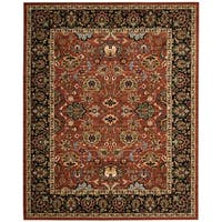 Nourison Timeless Persimmon Area Rug (12' x 15') - 12' x 15'