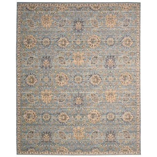 Nourison Timeless Light Blue Area Rug (12' x 15')