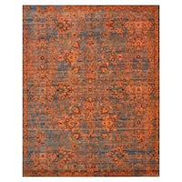 Nourison Timeless Teal Area Rug - 12' x 15'