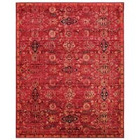 Nourison Timeless Red Area Rug - 12' x 15'