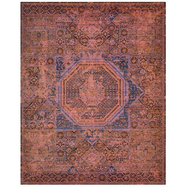 Nourison Timeless Blush Area Rug - 12' x 15'