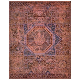 Nourison Timeless Blush Area Rug (12' x 15')