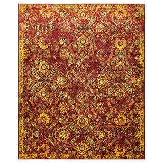 Nourison Timeless Pomegranate Area Rug (12' x 15')