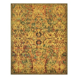 Nourison Timeless Olive Area Rug (12' x 15')|https://ak1.ostkcdn.com/images/products/12194611/P19042951.jpg?impolicy=medium
