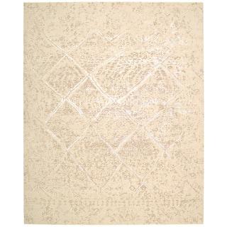 Nourison Silk Elements Natural Area Rug (12' x 15')