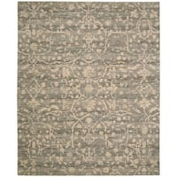 Nourison Silk Elements Taupe Area Rug - 12' x 15'