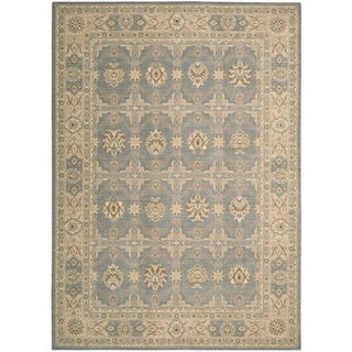 Nourison Persian Empire Slate Area Rug (12' x 15')