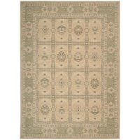 Nourison Persian Empire Sand Area Rug (12' x 15')