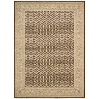 Nourison Persian Empire Chocolate Area Rug (12' x 15')