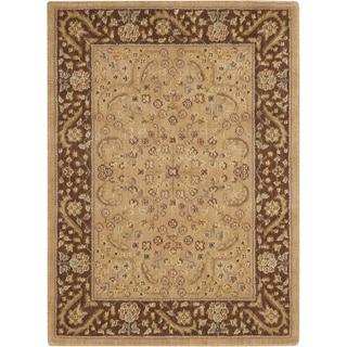Nourison Persian Empire Sand Area Rug (12' x 15')