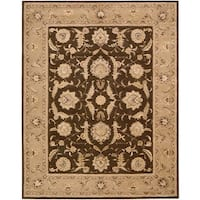 Nourison 3000 Brown Area Rug - 12' x 15'