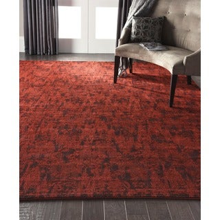 Nourison Nightfall Brick Area Rug (12' x 15')