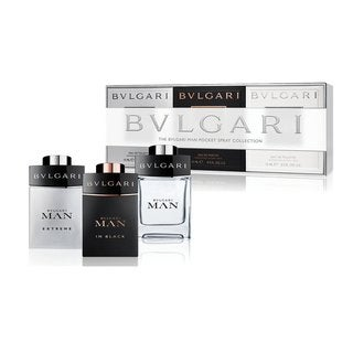 Bvlgari Man 3-piece Mini Fragrance Set