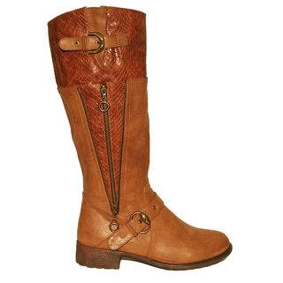 Handmade Koko Ryder Camel Riding Boots (China)