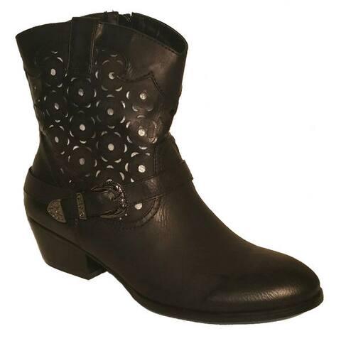 Handmade Kala Ankle Boot