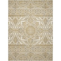 Concord Global N Casa Sukha Area Rug - 2'7 x 4'1