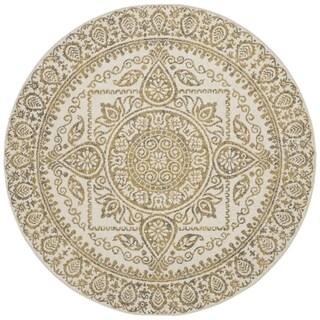 Contempra Collection Sukha Polypropylene Rug (5'3 x 5'3)