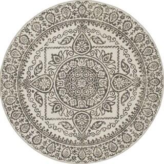 Contempra Collection Sukha Polypropylene Rug (7'10 x 7'10)