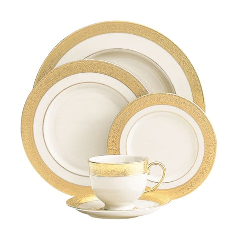 Lenox China Westchester 5-piece Place Setting