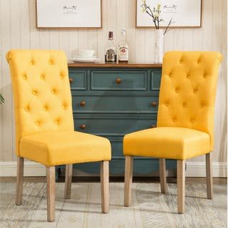 Yellow Kitchen Amp Dining Room Chairs For Less Overstock