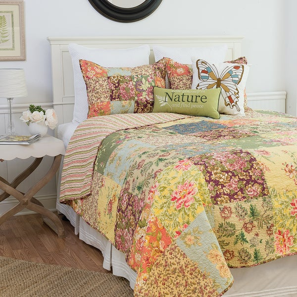 Rosalinda 3-piece Quilt Set