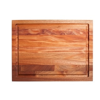 Dynasty Chop Bloc 18 x 24 x 2.5-inch Walnut Edge Grain