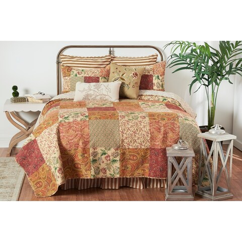 Avianna 3-piece Quilt Set