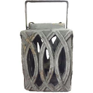 Cement Dipped Lantern