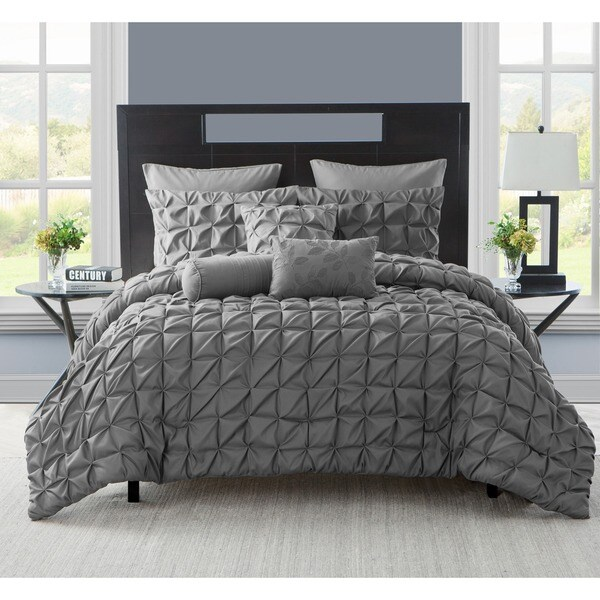 Vcny Maya 8 Piece Comforter Set Free Shipping Today