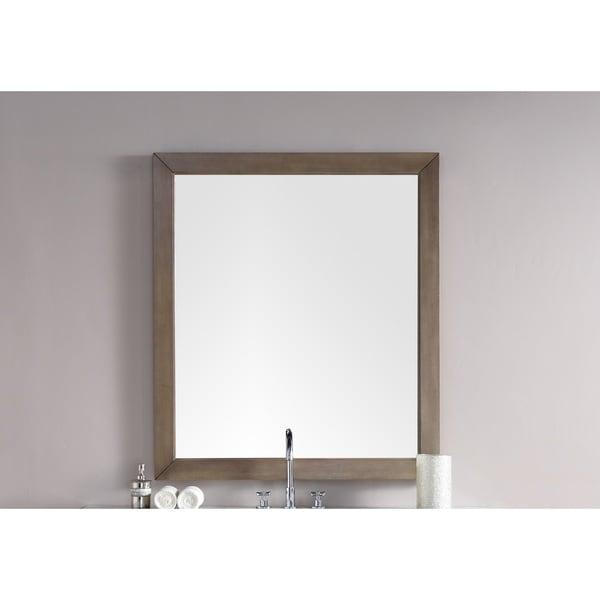 Chicago Birch/Walnut 48-inch Mirror - Brown - A/N