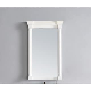 Savannah/Providence White Cottage Mirror