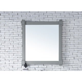Brittany 35-inch Urban Gray Mirror - urban gray - A/N