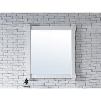 """Brittany 35"""" Mirror, Cottage White - Cottage White - N/A"""