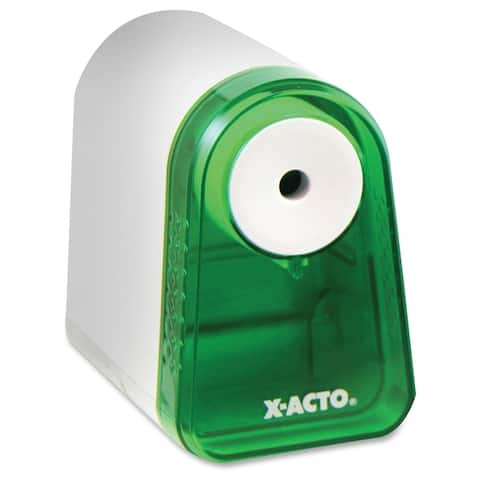 Elmer's Mighty Mite Battery Pencil Sharpener - Assorted (1/Pack)