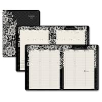 At-A-Glance Lacey Weekly/Monthly Wirebound Professional Planner - Assorted