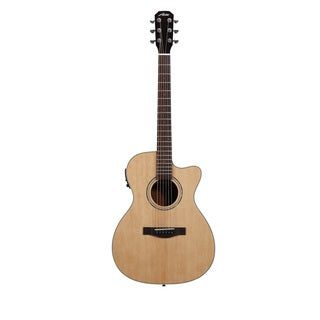 Austin Guitars Folk Cutaway Acoustic-Electric Guitar