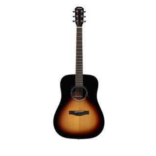 Austin Guitars Dreadnought Sunburst Acoustic Guitar