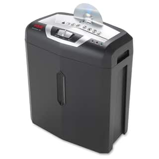 HSM Shredstar X5 Cross-cut Shredder - Black/Silver|https://ak1.ostkcdn.com/images/products/12199400/P19047271.jpg?impolicy=medium