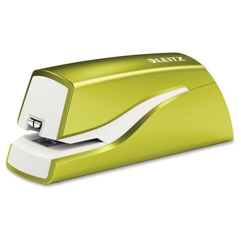 Leitz NeXXt Electric Stapler - Green