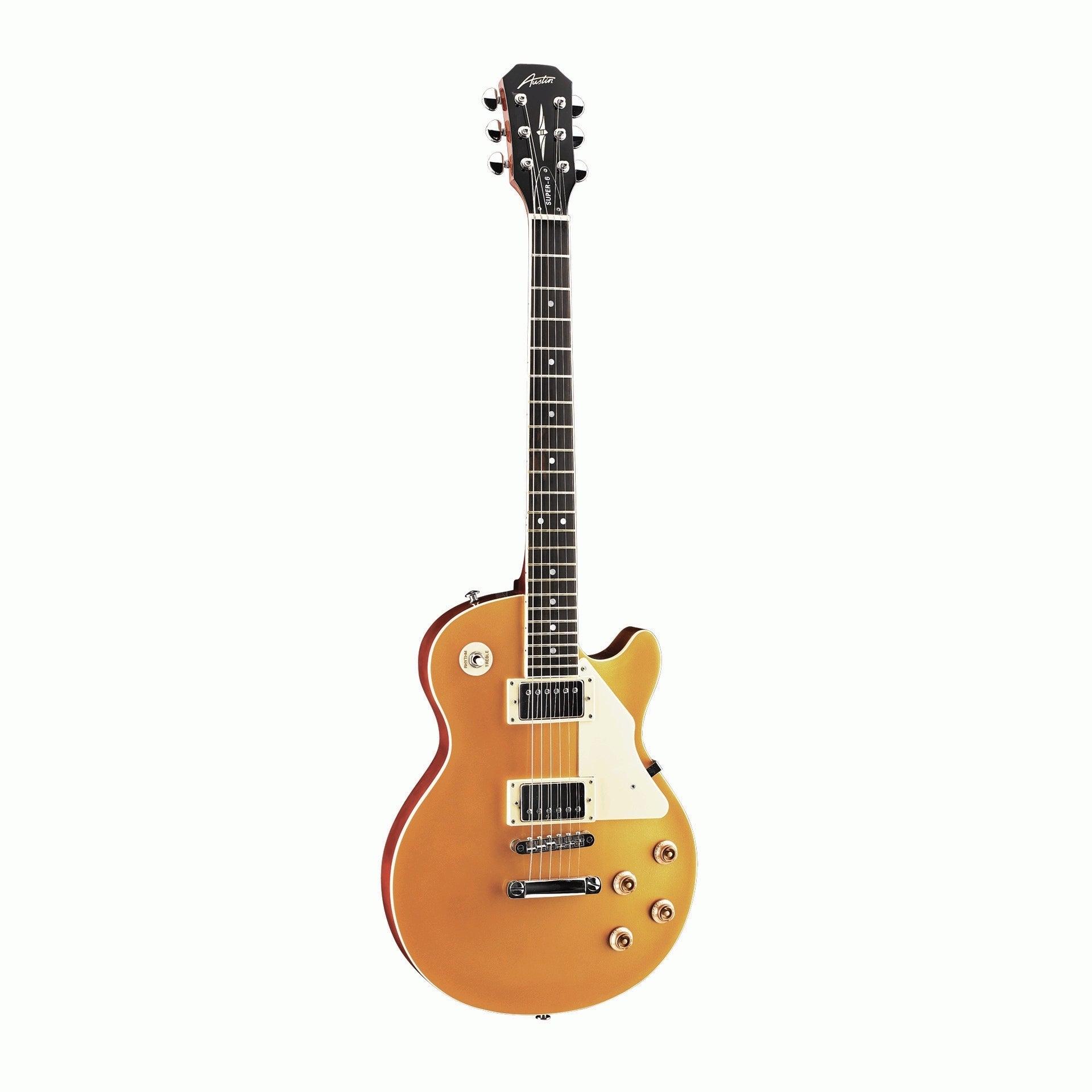 Electric Guitar Austin Guitars AS6PGT Super-6 Series