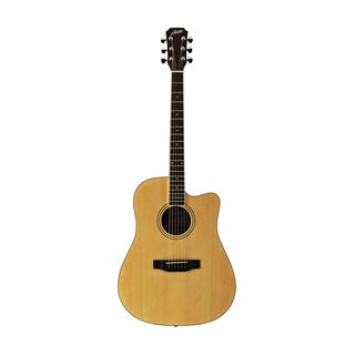 Austin Guitars AA25-DEC Dreadnought Cutaway Acoustic-Electric Guitar