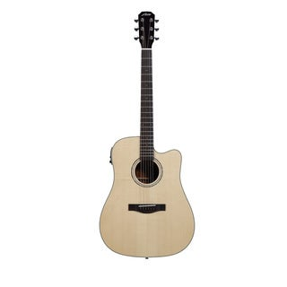 Austin Guitars AA45-DEC Dreadnought Cutaway Acoustic-Electric Guitar
