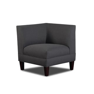 Briley Corner Chair - Gray