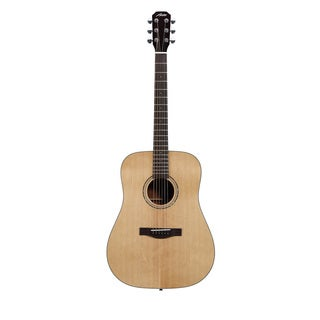 Austin Guitars AA45-DL Dreadnought Acoustic Guitar, Left Handed