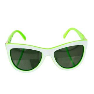 Crummy Bunny Polarized Kids Neon Cat Eye Frames sunglasses