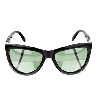 Crummy Bunny Polarized Kids Black Cat Eye Frames sunglasses