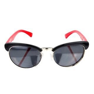 Crummy Bunny Polarized Kids Clubmaster style frames sunglasses