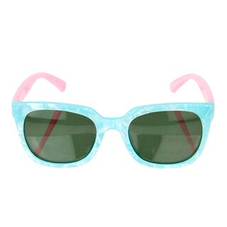 Crummy Bunny Polarized Kids Pink and Blue Classic frames Sunglasses